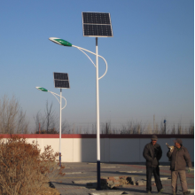 Factory directly sale for China Solar Street Light,Solar Powered Street Lights,Solar Powered Led Street Lights,Integrated Solar Street Light Manufacturer 100W Solar street light supply to Chad Factories