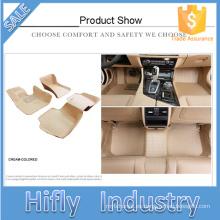 Estera antideslizante del pie del gato del caucho de la estera del piso del coche del resbalón de la estera del coche de HF-XPE de la alta calidad