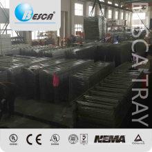 Escada de cabo marinha da barra lisa do ferro com desempenho de Anti-Corr0sion