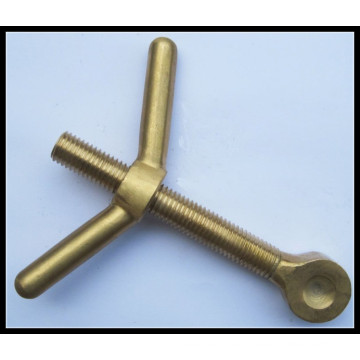 Dog Bolt with Wing Nut