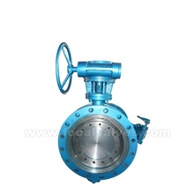 Metal-sealing Flange Butterfly Valve