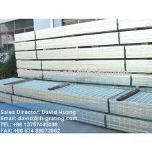 Panneau de grille en acier galvanisé standard