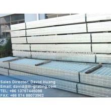 galvanized standard steel grating panel