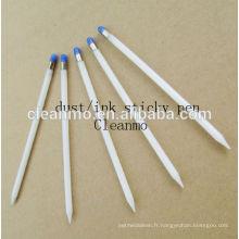 Stylo durable de stylo collant adhésif de silicone (vente directe d'usine)