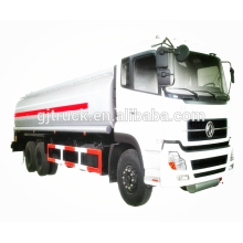20CBM 6X4 drive Dongfeng camión de combustible / tanque de combustible camión / camión de aceite / tanque de aceite camión / tanque de acero inoxidable camión / camión inoxidable