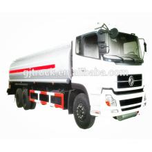 20CBM 6X4 lecteur Dongfeng carburant camion / réservoir de carburant camion / huile camion / huile réservoir camion / inox réservoir camion / inox camion