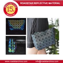 Новый дизайн зеркальной поверхности светоотражающих сумка для девушка