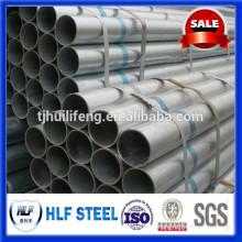 ASME B 36.10M Galvanized Seamless Steel Pipe