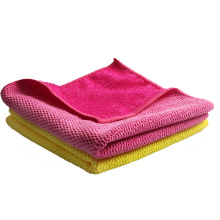 Microfiber Corn Kernel Compound Cleaning Cloth