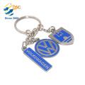 Qualitäts-kundenspezifisches Logo-Jahrestags-Metallgewohnheit Keychain