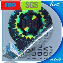 Laser Tamper Evident Hologram Sticker