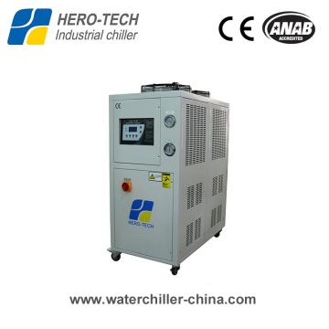 Низкой температуры Охлаженный воздухом охладитель воды для медицинской машины