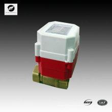 DN15 DN20 DN25 DN32 control remoto de latón RF inteligente HVAC válvula