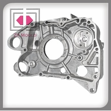High Efficiency Factory for Motorcycle Parts Motorcycle Aluminum Die Casting Crankcase Cover supply to Paraguay Exporter
