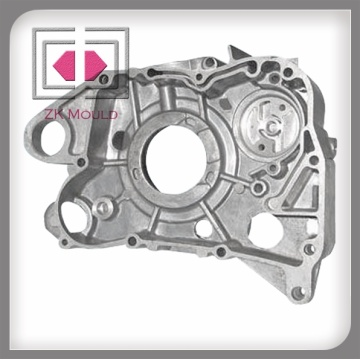 Motorcycle Aluminum Die Casting Crankcase Cover