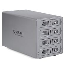"""ORICO 3549SUSJ3 4 compartimiento de 3.5 """"SATA HDD USB3.0 y e-SATA Interfaz dual"""