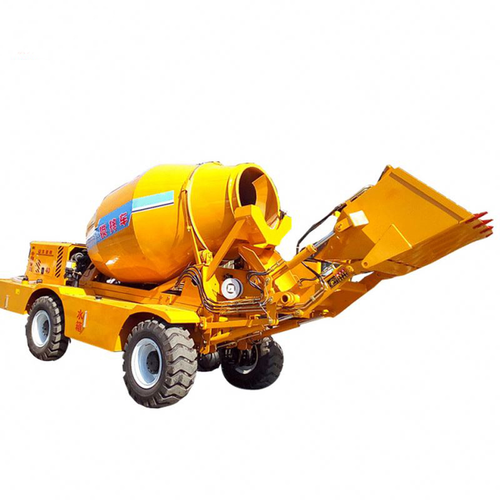 Mobile Cement Mixer for Sale