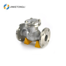 JKTLPC083 low pressure carbon steel non return chemical check valve