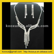 New design fashion jewelry set made in China