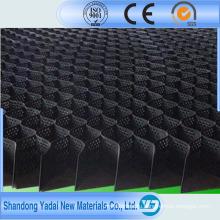 Откосов георешетка HDPE HDPE георешетка для дорожного строительства