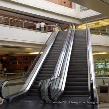 Escada rolante de 35 graus com função de início automático em paralelo