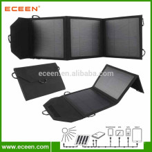 Fashion Factory Supply High Efficiency Foldable Mobile Solar Charger
