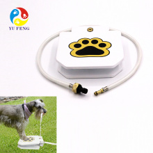 Stainless steel water dispenser dog fountain for pets Stainless steel water dispenser dog fountain for pets