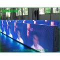 Affichage à LED Extérieur de plein écran visuel polychrome pour des sports