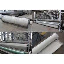 Geotêxteis de fibras sintéticas