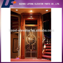 Bungalow Elevators Cabin/luxury Decoration Home Elevator Cabin/indoor home elevator Cabin