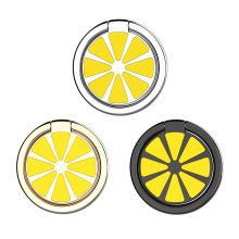 Ring Stand Holder Mobile Phone, Lemon Shape Ring Holder With Original Design