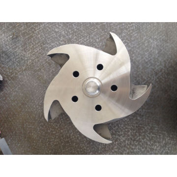 ANSI Flowserve Durco Stainless Steel Pump Impeller
