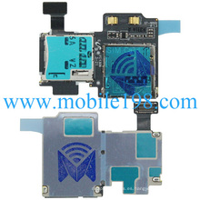 Tarjeta SIM y cable flexible con tarjeta SD para Samsung Galaxy S4 Gt-I9500