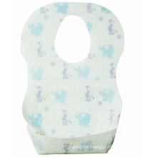 OEM Good Pattern Eco-Frendly Paper Baby Bib