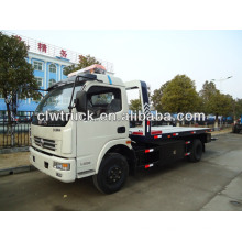road-block removal truck,Dongfeng 4x2 wrecker truck, wrecker, wrecker truck, dongfeng wrecker truck, tow truck