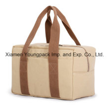 Promocionais Custom Natural Cotton Tote Tote Bag Cooler