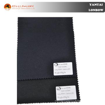 woolen stoff schwer gewebt wolle stoff für winter mantel