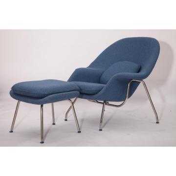 Eero Saarinen Womb Chair réplica