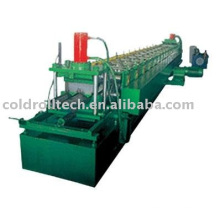 High quality 2 wave guardrail roll forming machine