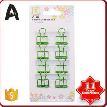 Latest style factory supply spring clips for paper