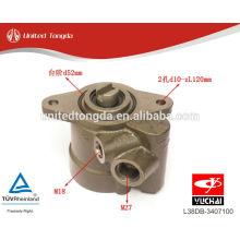 YUCHAI engine YC6L steering pump L38DB-3407100