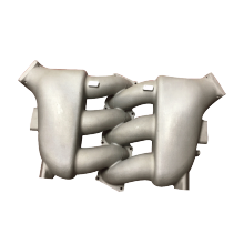 Product material a356 aluminum standard size intake manifold