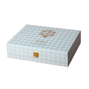 Clamshell Paper Rigid Gift Box