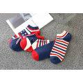 Usine personnaliser chaussettes drapeau National hommes femmes enfants