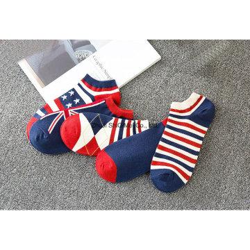 Factory Customize Men Women Children National Flag Socks