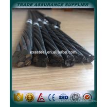 Fournisseur de paquets de pc haute qualité de 12,7 mm Chine