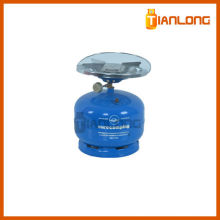 storage 2kg lpg cylinder for camping