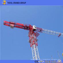Precio competitivo Construcción de máquina de elevación hidráulica Grúas torre en topless