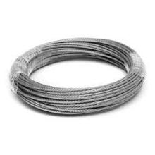 304 câble métallique en acier inoxydable 1x19 2,5 mm