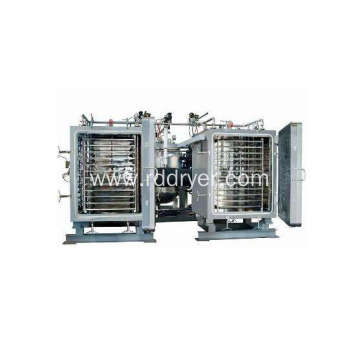 Lily freeze drying equipment